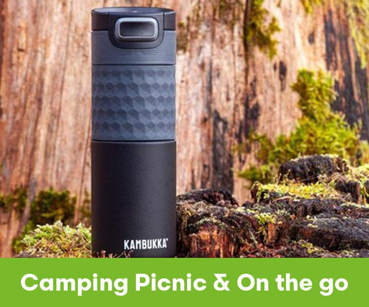 Camping, Picnic & On The Go Eco