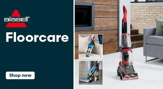 Bissell Floorcare Range