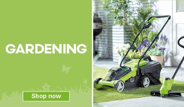 Shop Our Gardening Deals