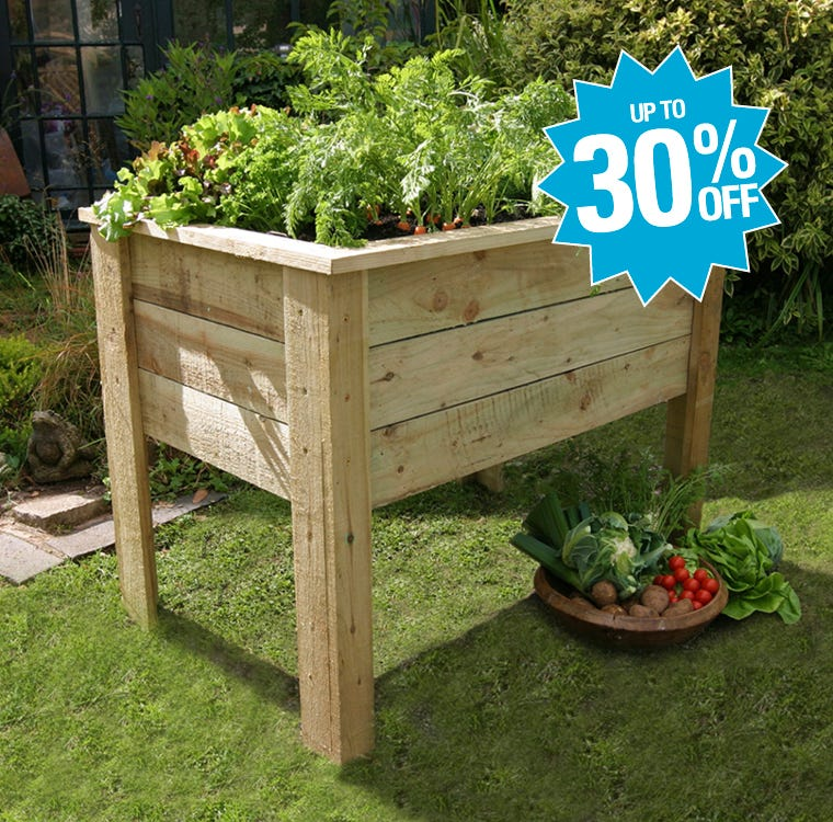 Pots & Planters Up To 30% Off