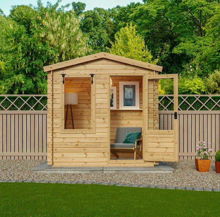 Garden Log Cabins Special Offers