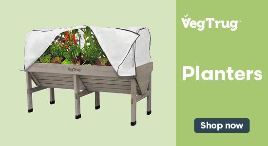 Check out our vegtrug planters