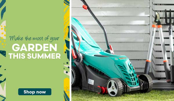 Make the most of your garden this summer