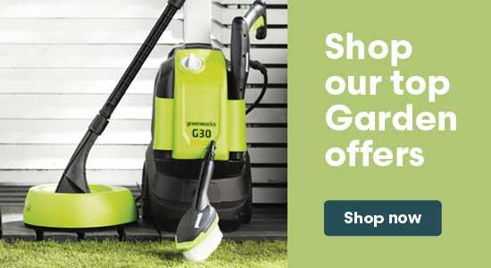 Shop Garden mega deals