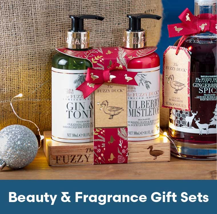 Beauty & Fragrance Gifts