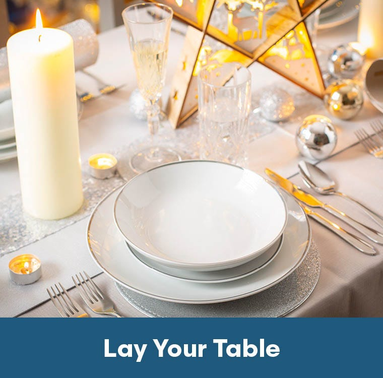 Lay Your Table