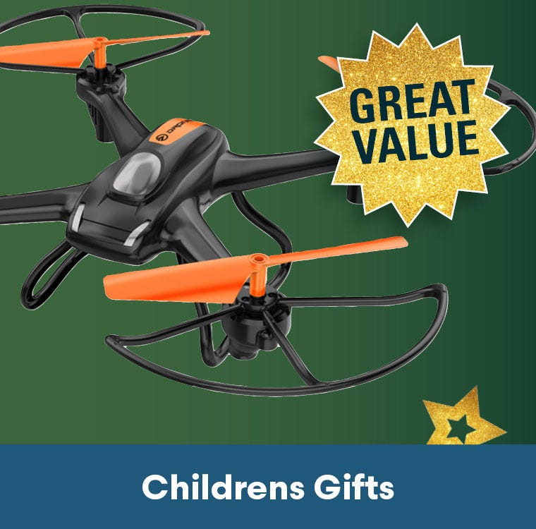 Childrens Gifts great value