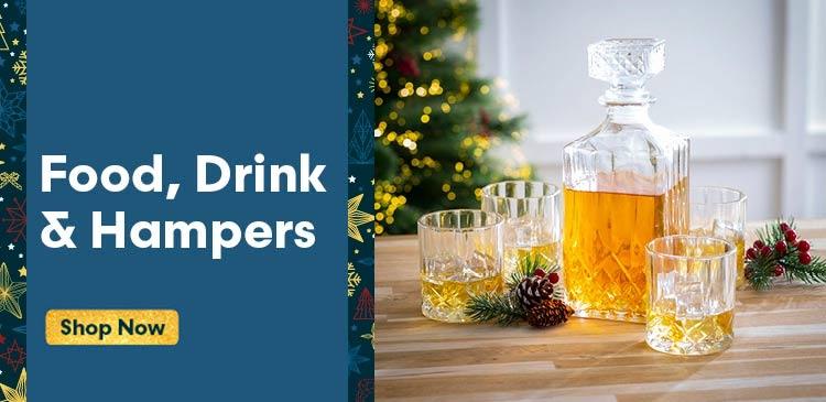 Food, Drink & Hampers