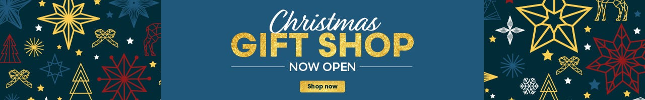 Shop Our Christmas Gifts Now!