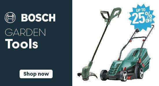 Bosch 25% Off Deals