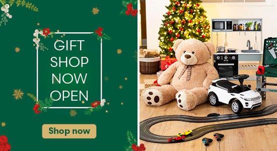 Christmas Gift Shop Now Open!