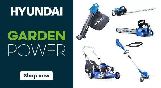 Shop Hyundai Garden Power Range