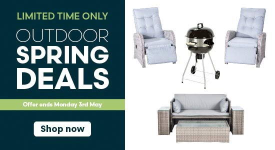 Outdoor Deals Ending 3rd May
