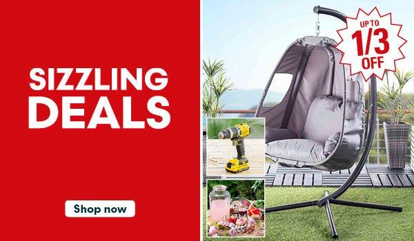 Shop Our Sizzling Deals Now!