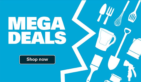 Shop Our Mega Deals Now!