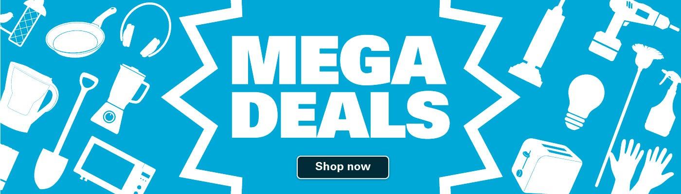 Shop Our Early Autumn Mega Deals Now!