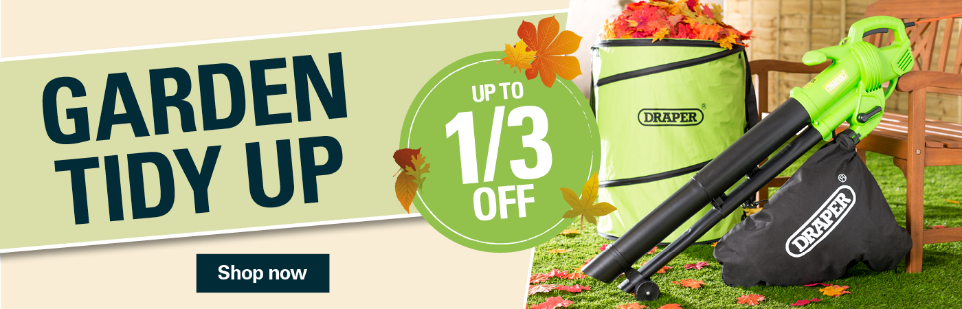 Garden Tidy Up - Up to 1/3 Off