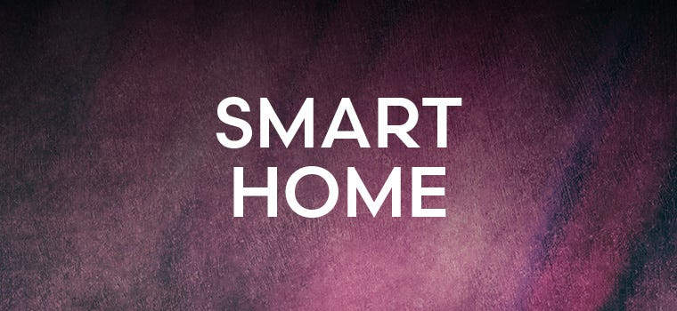 Shop smart home in our black friday deals