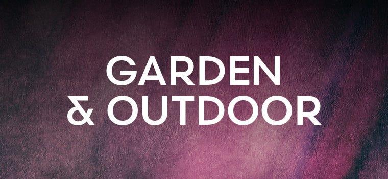 Shop garden & outdoor in our black friday deals