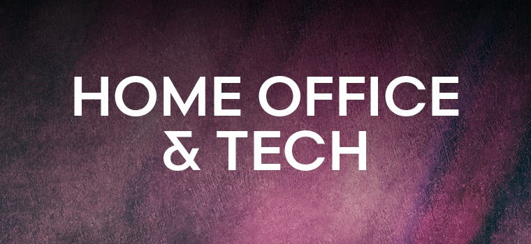 Shop office & tech in our black friday deals