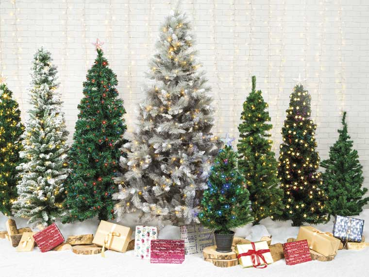Trees, Lights & Decorations in Special Offers