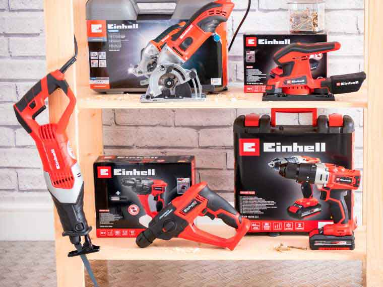DIY & Security - Einhell