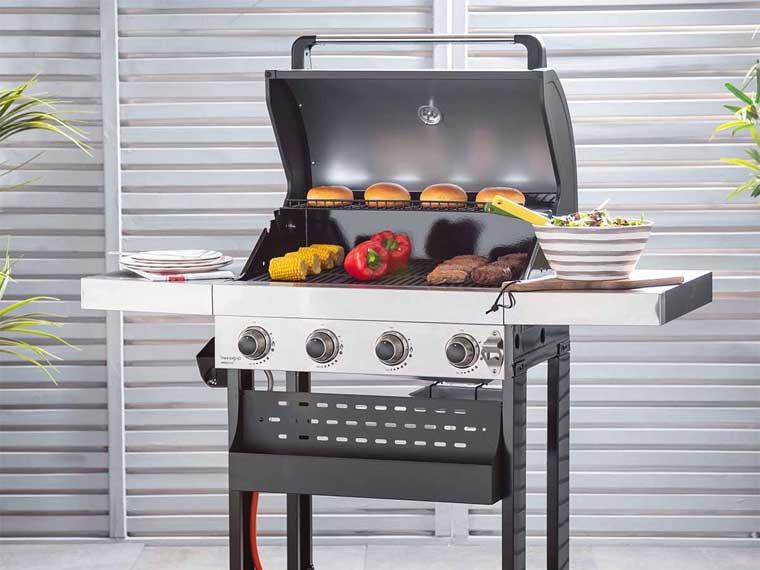 BBQs - grillstream