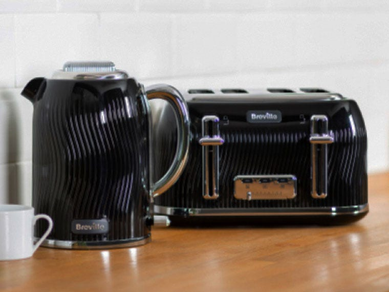 Kitchen Electricals Deals - Breville toaster set