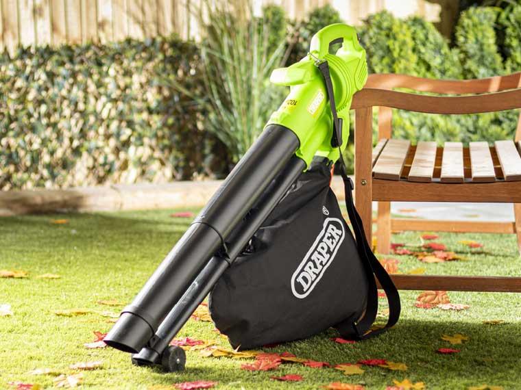 Garden Tidy Up Deals - draper vac