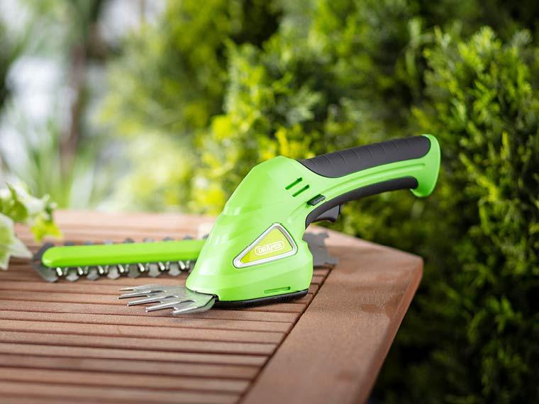 Garden power tools - draper