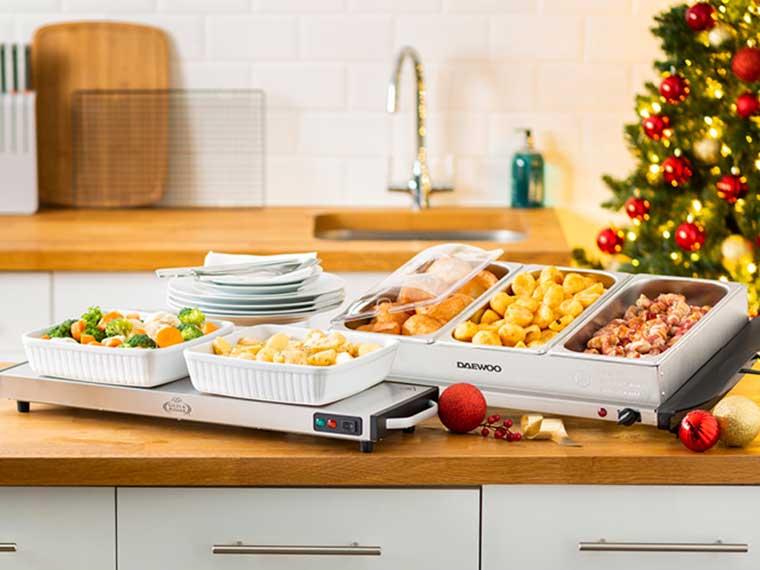 Kitchen Electricals Deals - buffet group