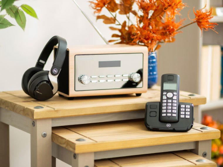 Home Electricals Deals - group radio