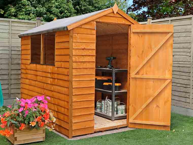 Garden buildings - sheds