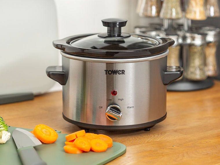 Kitchen Electricals Sale - tower slow cooker