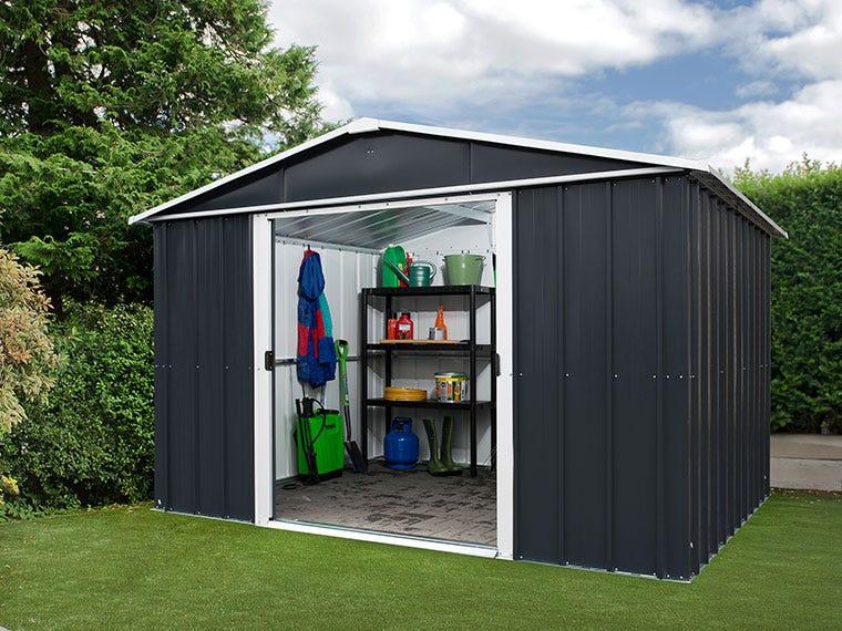 Garden buildings - yardmaster shed