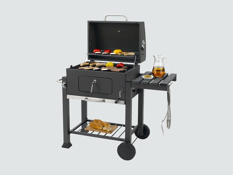 Charcoal BBQs - Outdoor Living