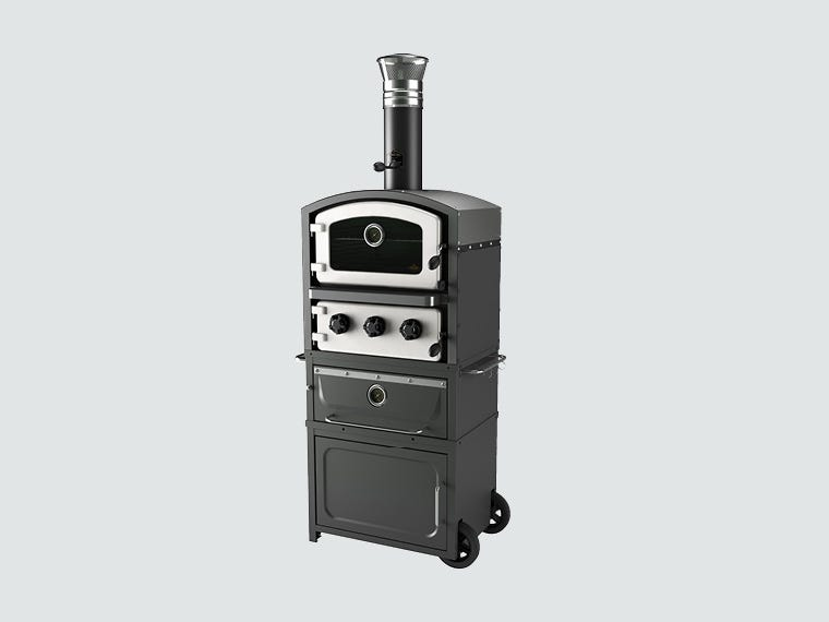 Outdoor Pizza Ovens - BBQs