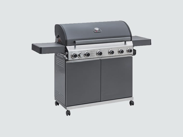 Hybrid Dual Fuel BBQs - Outdoor Living