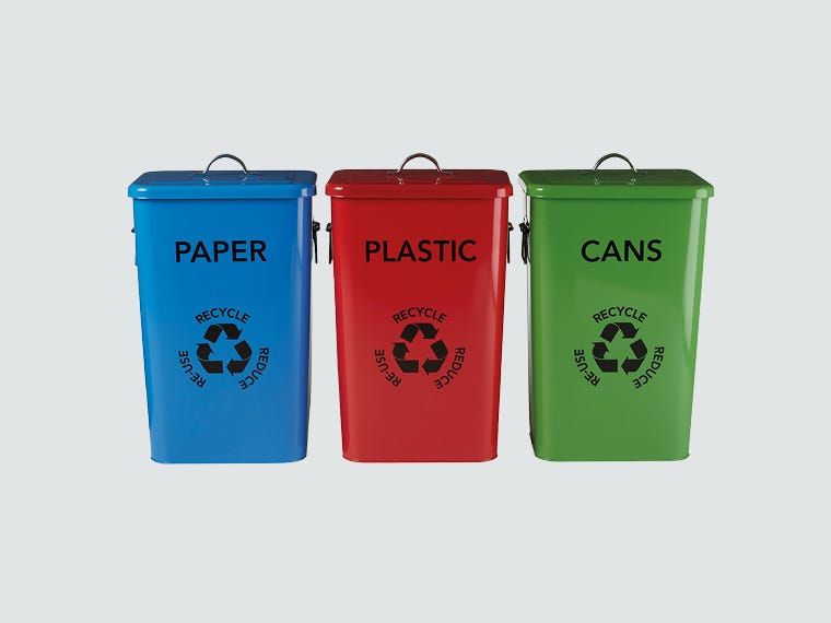 Recycling Bins - Bins