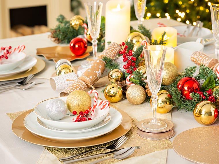 Christmas Dining & Entertaining