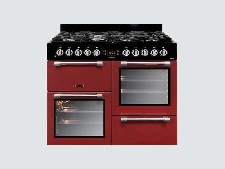 Dual Fuel Cookers - Cooking