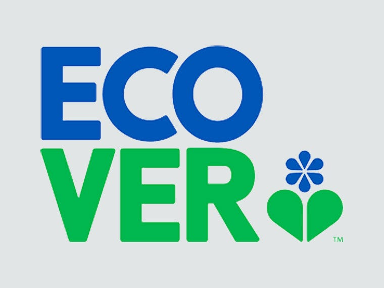 Ecover Eco Cleaning Brand
