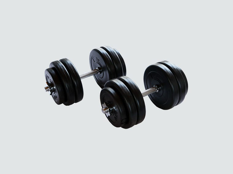 Free Weights - Fitness Accessories