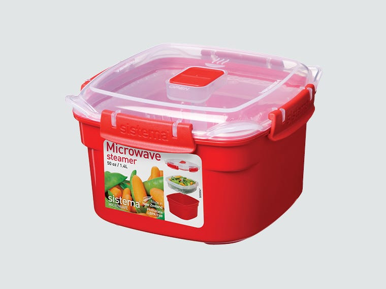 Microwave Cookware - Food Storage