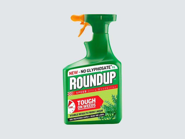 Weedkillers - Garden Chemicals