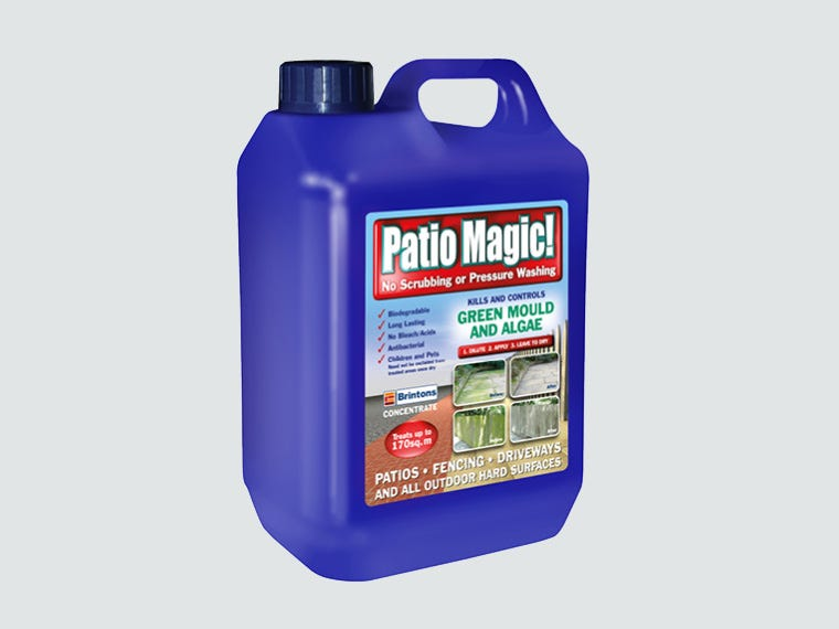 Patio Cleaners - Garden Chemicals