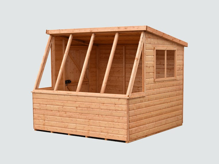 Greenhouses & Potting Sheds - Garden Buildings