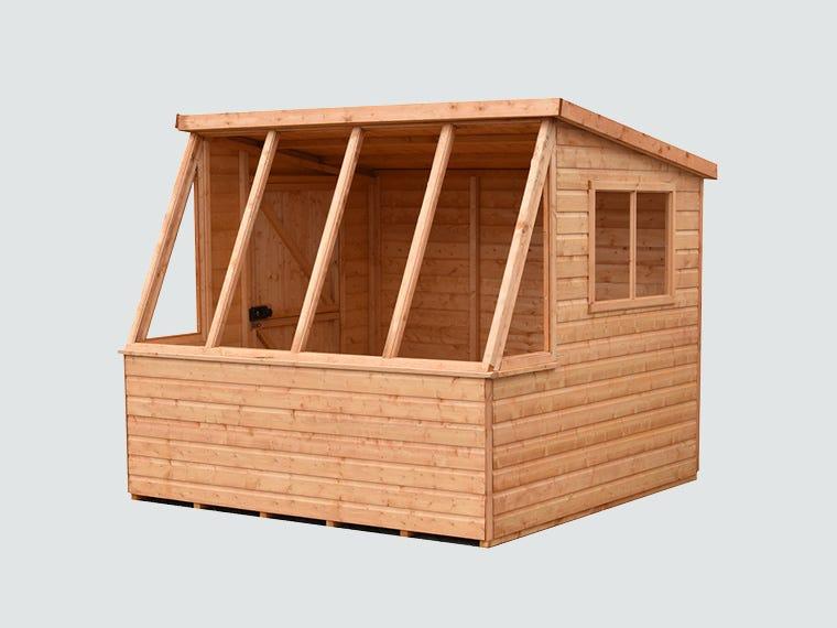 Greenhouses & Potting Sheds - Garden Buildings