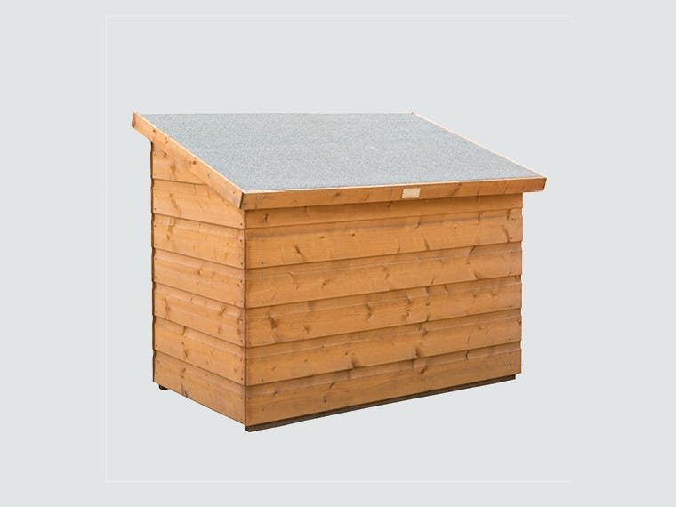 Garden Storage - Garden Buildings