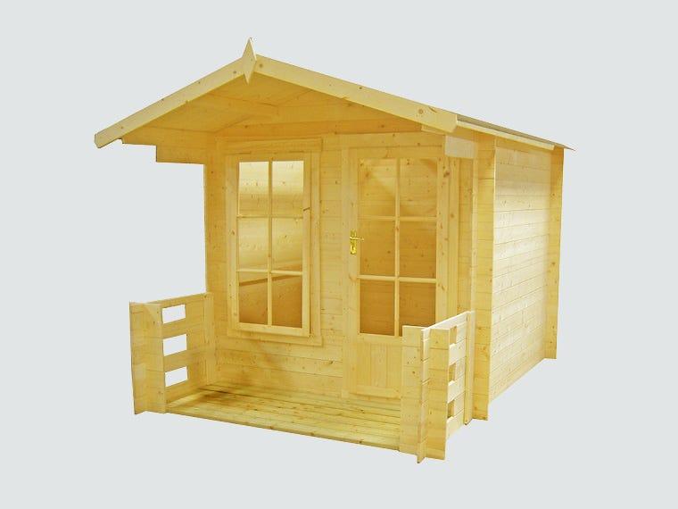 Log Cabins - Garden Buildings